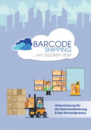 Barcodeshipping Broschüre