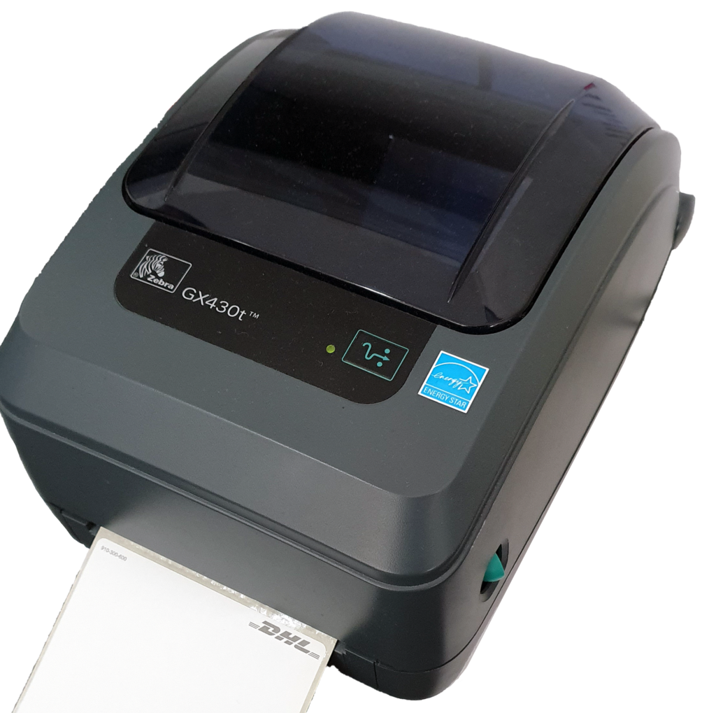 Zebra GX430t Label drucker